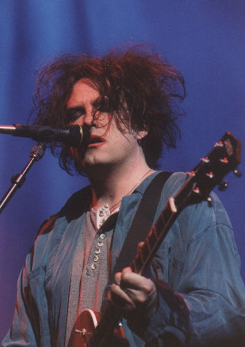 Robert Smith (Cure) (32KB) © bei Marisa Solimine