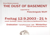Flyer Dust of Basement (76KB)