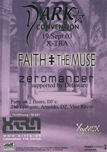 Flyer Faith and the Muse (100KB)