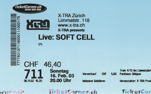 Ticket Soft Cell (67KB)