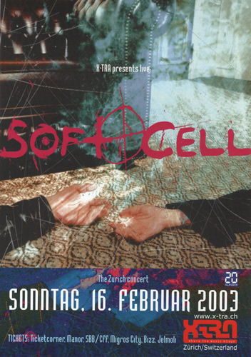 Flyer Soft Cell (129KB)