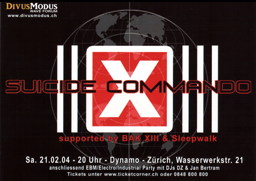Flyer Suicide Commando (90KB)