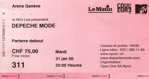 Ticket Depeche Mode (63KB)