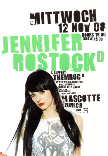 Flyer Jennifer Rostock (137KB)