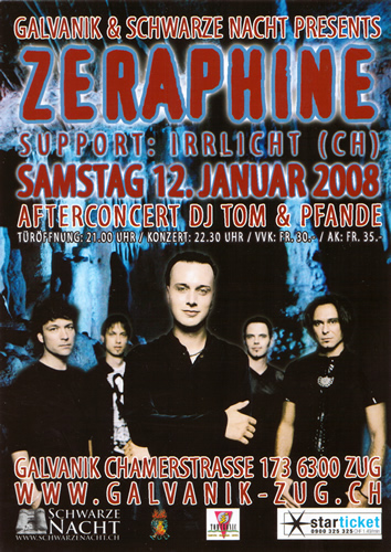 Flyer Zeraphine (161KB)