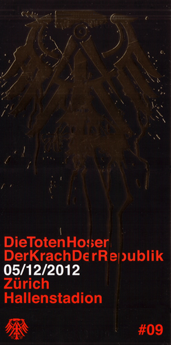 Ticket Die Toten Hosen (107KB)